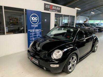 brugt VW Beetle New1,6 Highline Cabriolet