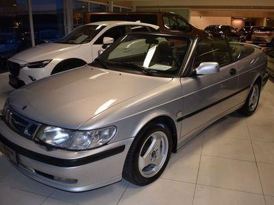 brugt Saab 9-3 Cabriolet 2,0 Turbo 200 SE