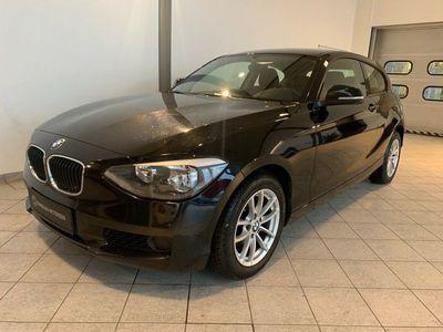 brugt BMW 118 d 2,0 aut.