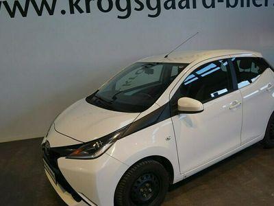 brugt Toyota Aygo 10 VVT-I X-Play + Plus pakke 69HK 5d