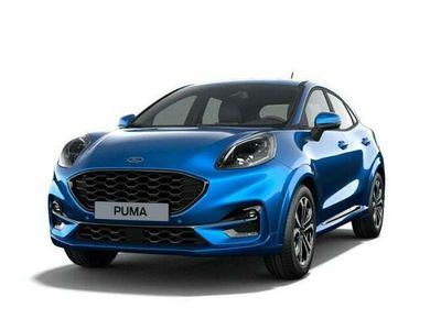 brugt Ford Puma 1,0 EcoBoost Hybrid ST-Line 125HK 5d 6g