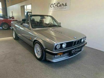 brugt BMW 325 Cabriolet i 2,5