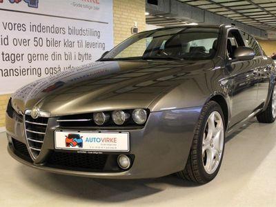 begagnad Alfa Romeo 159 2,4 JTD 210HK 6g