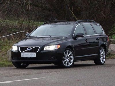käytetty Volvo V70 2,0 D4 163 Momentum