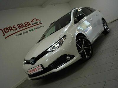 brugt Toyota Auris Hybrid 1,8 Hybrid Style Touring Sports CVT