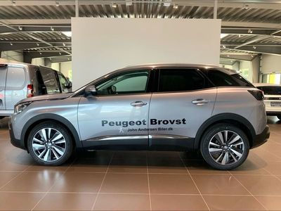 brugt Peugeot 3008 3008Limited Pack SD BlueHDi 130