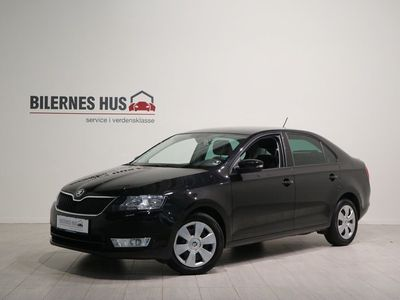second-hand Skoda Rapid 1,4 TSi 125 Ambition DSG