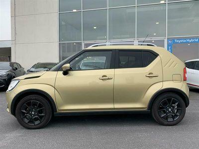 brugt Suzuki Ignis 1,2 Dualjet Mild hybrid Adventure Hybrid 90HK 5d A++