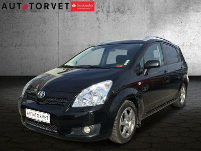 brugt Toyota Corolla Verso 2,2 D-4D 136 Sol 7prs