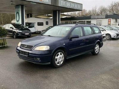 brugt Opel Astra Wagon 1,6 Comfort 84HK Stc