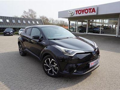brugt Toyota C-HR 1,8 Hybrid Selected Premium Aut. 122HK 5d