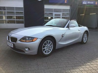 usata BMW Z4 2,2 Roadster Steptr.