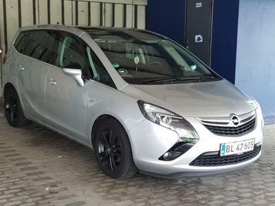 used Opel Zafira Tour 1,4 Turbo Cosmo 140HK 6g