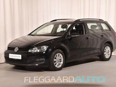 brugt VW Golf Variant 1,6 TDI BMT Comfortline 110HK Stc