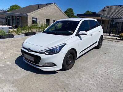 brugt Hyundai i20 1.1 CRDi 5 dørs Hatchback