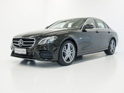 brugt Mercedes E220 2,0 AMG Line Sportsstyle aut.
