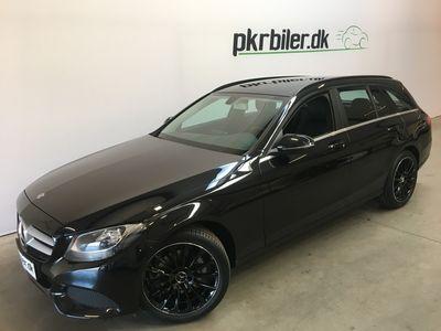 brugt Mercedes C220 2,1 d 7G-TRONIC PLUS Business 170HK st.car aut