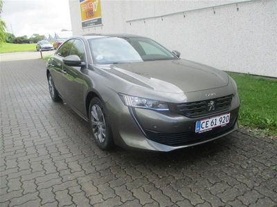 brugt Peugeot 508 2,0 BlueHDi Allure EAT8 start/stop 163HK 8g Aut.