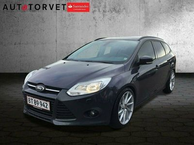 brugt Ford Focus 1,6 TDCi 95 Edition stc.