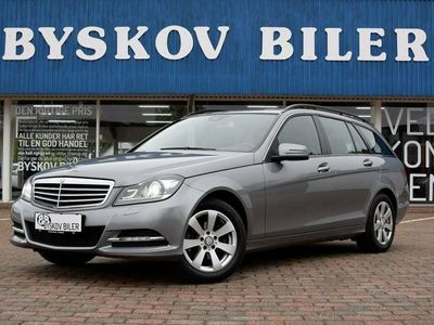used Mercedes C180 2,2 CDi stc. BE
