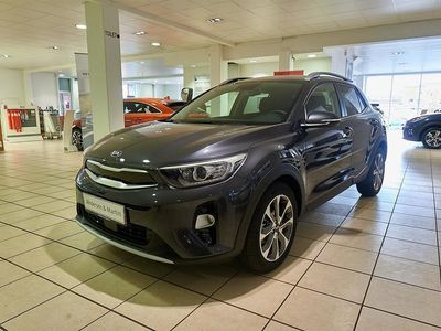brugt Kia Stonic 1,0 T-GDI Attraction Plus DCT 120HK 5d 7g Aut.