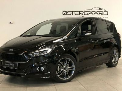 brugt Ford S-MAX 2,0 EcoBlue ST-Line aut. 7prs