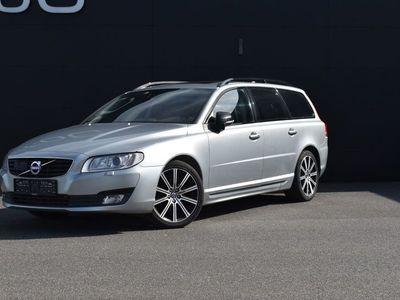 brugt Volvo V70 2,0 D4 181 Summum aut.