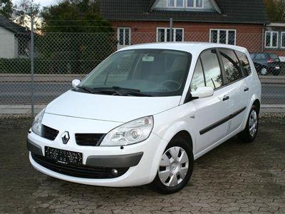 brugt Renault Grand Scénic 1,9 DCI Authentique 130HK Van 6g