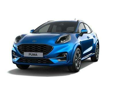 brugt Ford Puma 1,0 EcoBoost Hybrid ST-Line 155HK 5d 6g