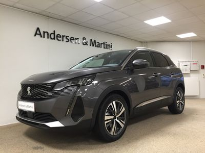 brugt Peugeot 3008 1,5 BlueHDi First Selection EAT8 130HK 8g Aut.