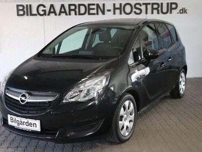 brugt Opel Meriva 1,4 T 120 Enjoy aut.