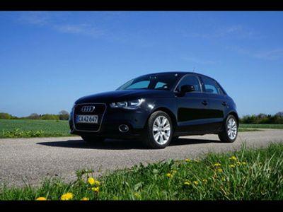brugt Audi A1 Sportback 1.6 TDI 90 HK 5-DØRS