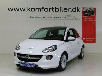 käytetty Opel Adam 1,0 T 90 Glam