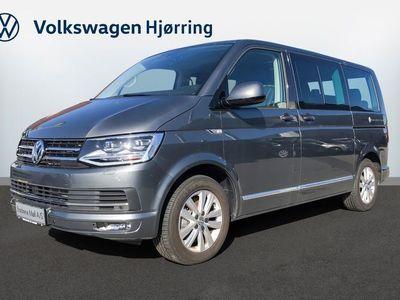 brugt VW Multivan 2,0 TDi 199 Highline DSG kort