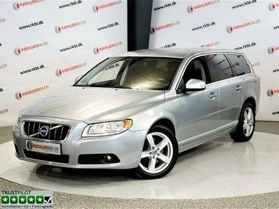 brugt Volvo V70 2,0 D3 163 Momentum aut.