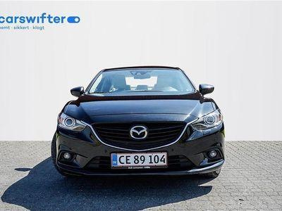 brugt Mazda 6 2,5 Skyactiv-G Optimum 192HK 6g Aut.
