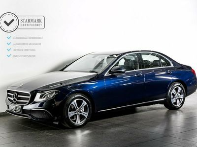 usado Mercedes E220 2,0 Avantgarde aut.
