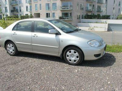 used Toyota Corolla 1,4 Sol