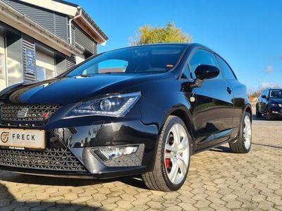 brugt Seat Ibiza SC 1,8 TSi 192 Cupra