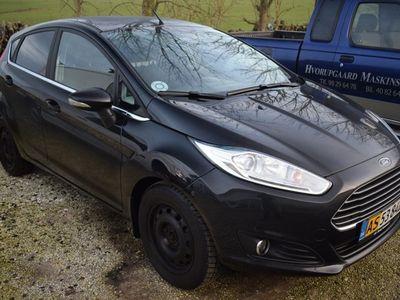 brugt Ford Fiesta 1,0 SCTi 100 Titanium Van