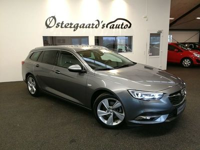 brugt Opel Insignia 1,6 T 200 Dynamic ST