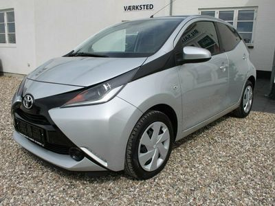 brugt Toyota Aygo 1,0 VVT-i x-touch