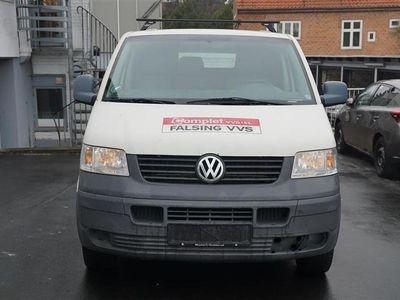 brugt VW Transporter 1,9 TDI 85HK Van