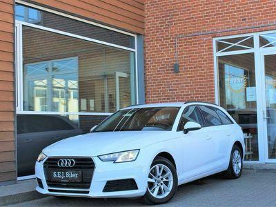 brugt Audi A4 Avant 2,0 TDI 150HK Stc 6g A+