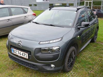 brugt Citroën C4 Cactus 1,2 PT 82 Feel Edition