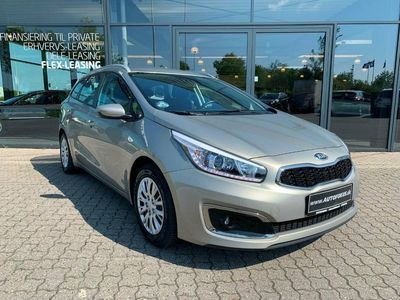 brugt Kia cee'd 1,0 T-GDi 120 Style SW