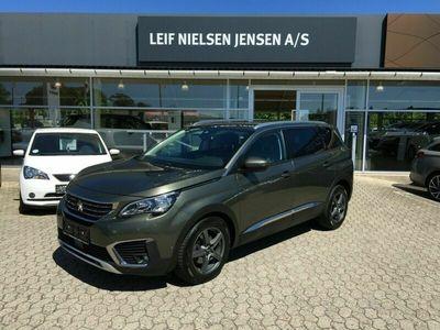 brugt Peugeot 5008 1,6 BlueHDi 120 Allure EAT6