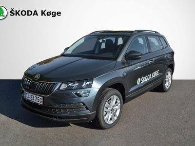 brugt Skoda Karoq 1,6 TDi 115 Ambition+ DSG