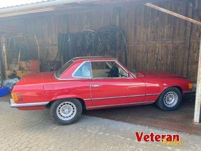 brugt Mercedes SL450 Aut. R107