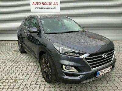 brugt Hyundai Tucson 1,6 CRDi mHEV Premium DCT